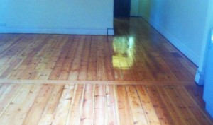 Restored Heritage Timber Floors